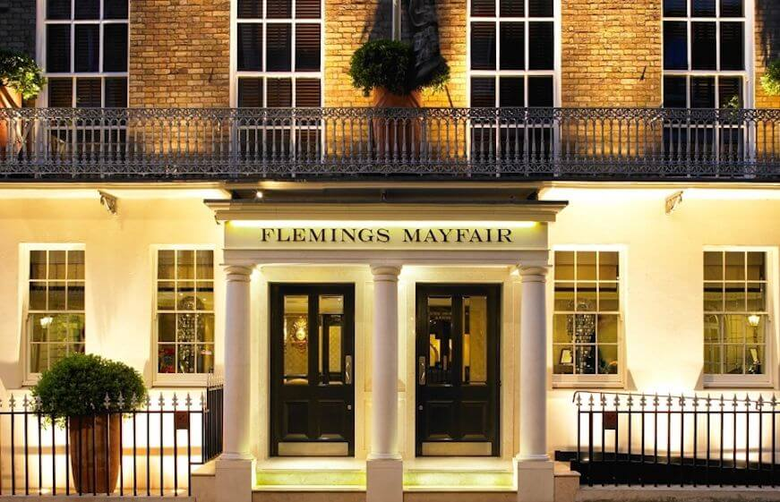 One of the best boutique hotels in london nativa world for Best boutique hotels london