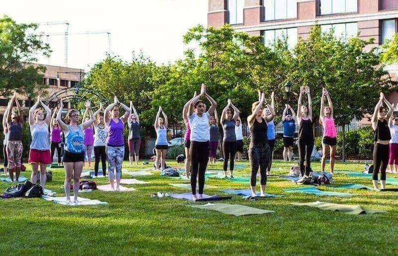 Free Weekly Fitness Classes in Meatpacking