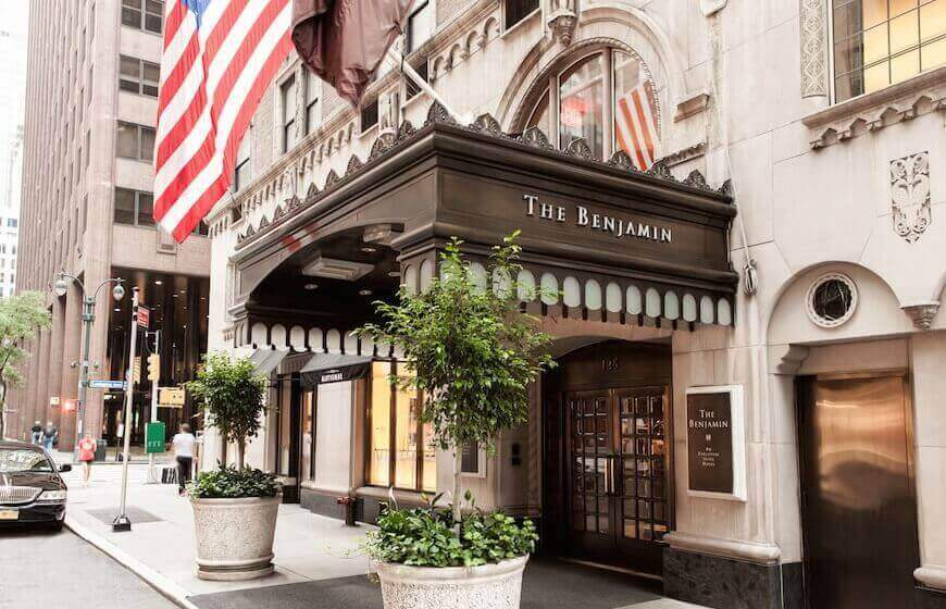 The Benjamin Hotel New York City