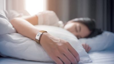 This Jet Lag Cure Involves Wearable Tech