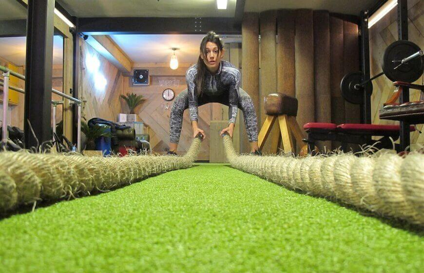 How to Save the Planet at a Human Powered Gym